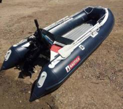 Nautica. длина 3,30м., двигатель без двигателя, бензин