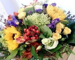 Продавец-флорист. Мега дискаунтер цветов и подарков. ИП Сергеев. Улица Воропаева 22