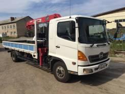 Hino. Продам грузовик с манипулятором ., 6 500 куб. см., 5 000 кг.