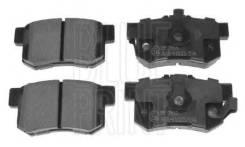 Колодки дисковые задние!\ Honda CR-V/FR-V1.7i/1.8i/2.0i/2.2CTDi 02>