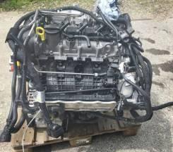 Двигатель CMHA на Audi без навесного