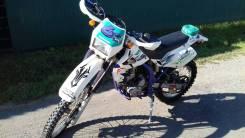 Kawasaki KLX 250ES. 250 куб. см., исправен, птс, с пробегом