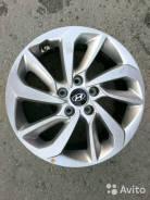 Hyundai. 7.0x17, 5x114.30, ET51, ЦО 67,1мм.