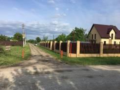 Участок 8,5 соток в 15 минутах от Краснодара. 850 кв.м., собственность, электричество, от частного лица (собственник)