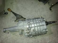 Механическая коробка переключения передач. ГАЗ 3110 Волга