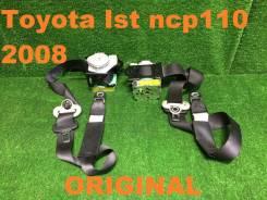 Ремень безопасности. Toyota ist, NCP115, ZSP110, NCP110 Двигатели: 1NZFE, 2ZRFE