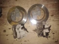 Тормозная система. Toyota Aristo, JZS161, JZS160 Двигатели: 2JZGE, 2JZGTE