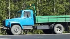 ГАЗ 3307. ГАЗ-3307, 4 500 куб. см., 4 500 кг.