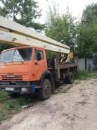 КЭМЗ ВС-28К. Продается Автовышка ВС 28К на базе КаМаЗа, 10 800 куб. см., 28 м.