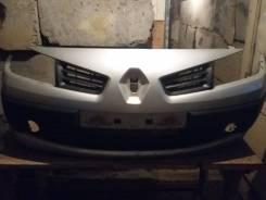 Бампер. Renault Megane, KM, LM2Y, LM05, LM1A, BM Двигатели: F4R, K4M, K4J