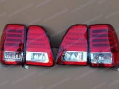 Стоп-сигнал. Toyota Land Cruiser, HDJ100L, HDJ101K, UZJ100, UZJ100L, UZJ100W