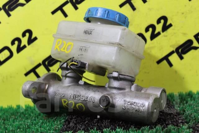 Цилиндр главный тормозной. Nissan Terrano II, R20 Nissan Mistral, KR20, R20 Двигатели: TD27TI, ZD30, KA24E, TD27T, TD27B, TD27BETI