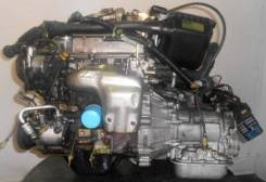 Двигатель в сборе. Daihatsu Naked Двигатель EFVE
