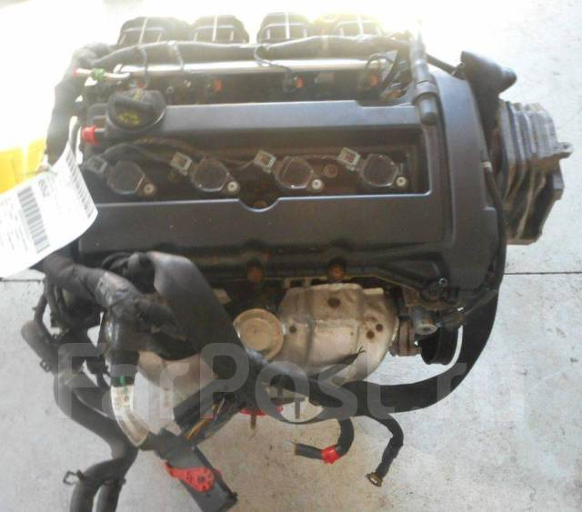 Двигатель 2.4B ED3 на Jeep