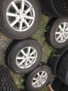 Bridgestone Blizzak W979. Зимние, без шипов, износ: 20%, 4 шт