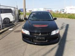 Бампер. Mitsubishi Lancer Evolution, CT9A Двигатель 4G63