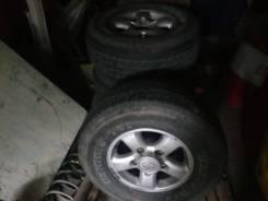 Продам комплект колес на Ленд Крузер100 8000р. 12.0x16 5x100.00 ET0 ЦО 54,1мм.