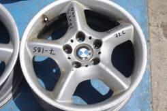 BMW. 7.5x17, 5x120.00, ET42, ЦО 72,6мм.