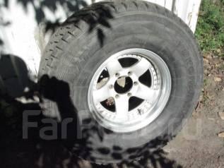 Комплект колес 315/75/16 , на Сафари, Крузер ,. 8.5x16 6x139.70 ET-6