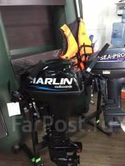 Marlin. 9,90л.с., 2-тактный, бензиновый, нога S (381 мм), Год: 2018 год