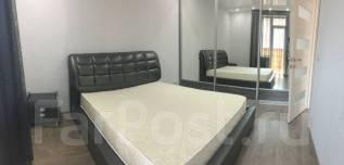 2-комнатная, улица Круговая 2-я 14. Некрасовская, частное лицо, 53 кв.м. Вторая фотография комнаты