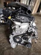 Двигатель в сборе. Toyota Vitz, KSP90 Двигатель 1KRFE