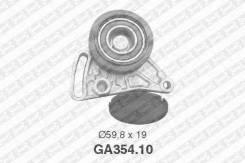 Ролик натяжной с кондиционером\ Audi A4/A6, VW Passat 1.6/1.8/1.9TDi 95>
