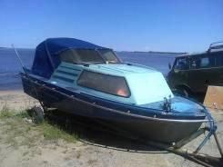 Амур 2. Год: 1996 год, длина 6,20м., двигатель подвесной, 100,00л.с., бензин