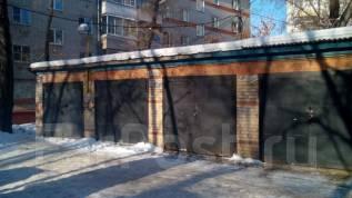 Гаражи кооперативные. улица Пушкина 70, р-н Центральный, 16 кв.м., электричество, подвал.