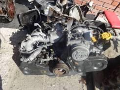 Двигатель в сборе. Subaru Forester Subaru Impreza Subaru Legacy Двигатель EJ201