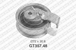 Ролик GT357.48 нат. ГРМ\ Audi A4/A6. VW Passat 1.8/2.0 95>