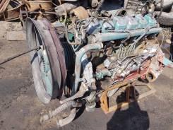 Двигатель на Scania модель DSC 9 07