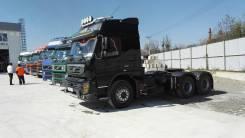 Volvo. FMX 6x4, 12 780 куб. см., 29 000 кг.
