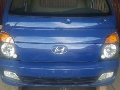 Кабина. Hyundai Porter II
