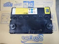 Аккумулятор б/у Япония. 40 А.ч., Обратная (левое), производство Япония