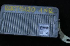 Блок управления двс. Toyota Ractis, NSP120 Двигатель 1NRFE