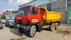 Tatra T815. Татра-815, самосвал, 11 000 куб. см., 17 000 кг.