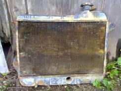 Радиатор охлаждения двигателя. Лада 2101, 2101