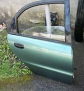 Дверь боковая. ЗАЗ Шанс Chevrolet Lanos
