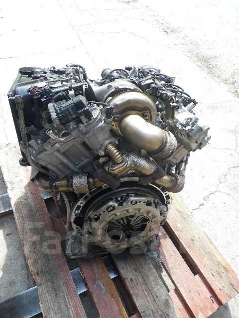 Двигатель 660.950 на Smart