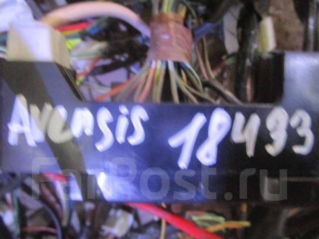 Проводка салона. Toyota Avensis Двигатель 1ZZFE