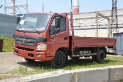 Foton Aumark BJ1051. Новый бортовой грузовик Foton 3,5 тонны, 3 760 куб. см., 3 500 кг.