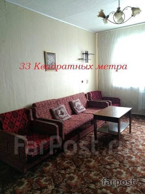 1-комнатная, улица Толстого 30. Толстого (Буссе), агентство, 36 кв.м. Комната