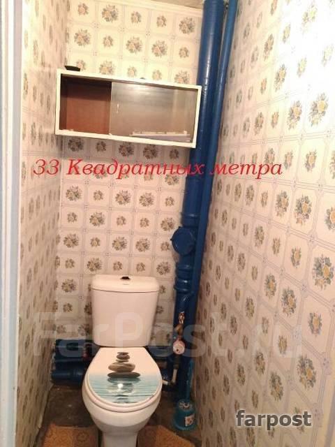1-комнатная, улица Толстого 30. Толстого (Буссе), агентство, 36 кв.м. Сан. узел