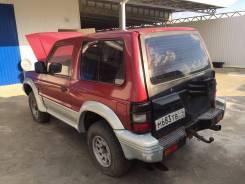 Mitsubishi Pajero. Продажа ПТС