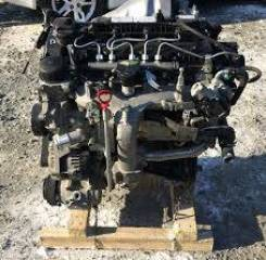 Двигатель d20dtf на Ssang Yong без навесного новый