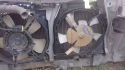 Радиатор охлаждения двигателя. Mazda Familia, BHALP