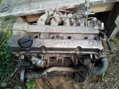 Двигатель в сборе. Nissan Presage