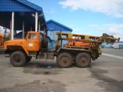 Автомобиль УРАЛ-4320-1151-41 АЗА-3М Агрегат заглубления анкеров. 11 150 куб. см.