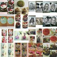 Торты, любые сладости, портреты, подарочные наборы